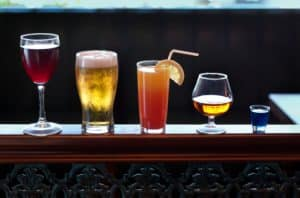 These could be signs of alcohol abuse