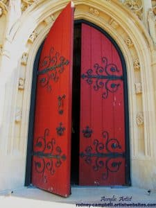 The door to cocaine treatment centers