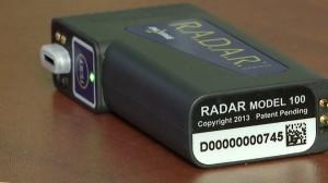 New Alcohol Tracker, RADAR