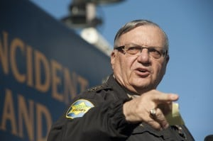 Month long crackdown headed by Joe Arpaio