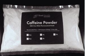 Ban Pure Caffeine Powder
