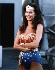 Lynda Carter Became an Alcoholic