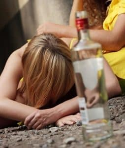 Abusing Alcohol Declining Among Teens